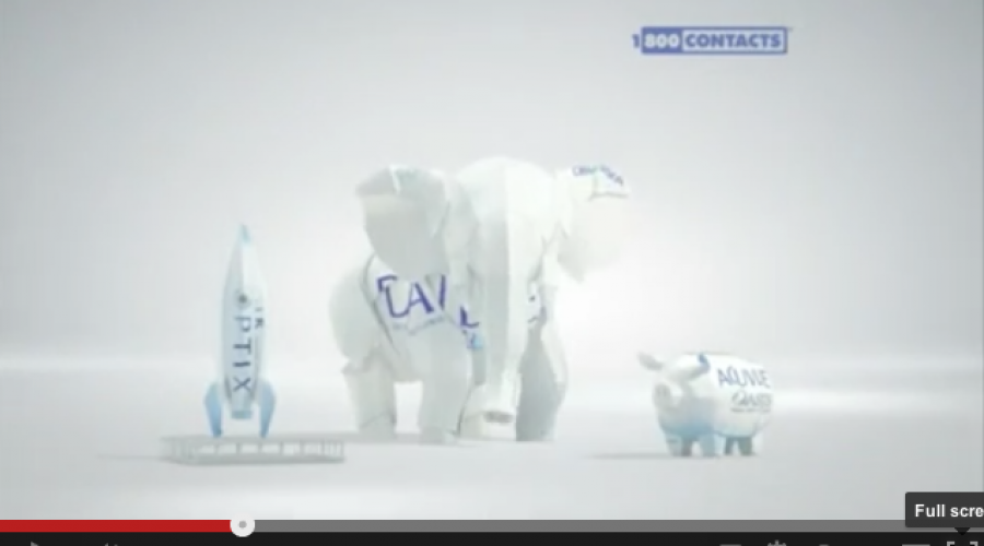 Review Prediction: 1-800-Contacts focuses in on new CMO