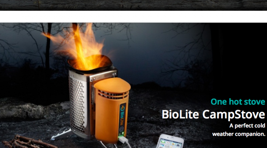 Prediction: BioLite will be the next big thing