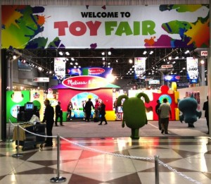 Land of opportunity: Toy Fair 2013