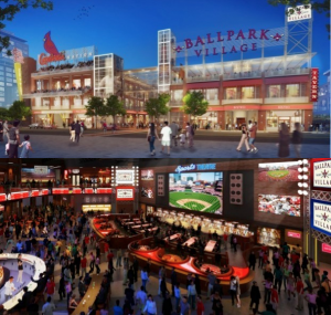 Ballpark Village breaks ground: Ad agency?