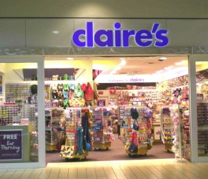 Claire S Stores Slips On New Cmo Ratti Report