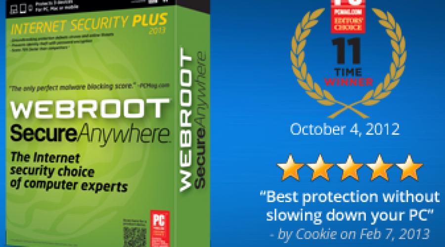 Webroot locks down new CMO