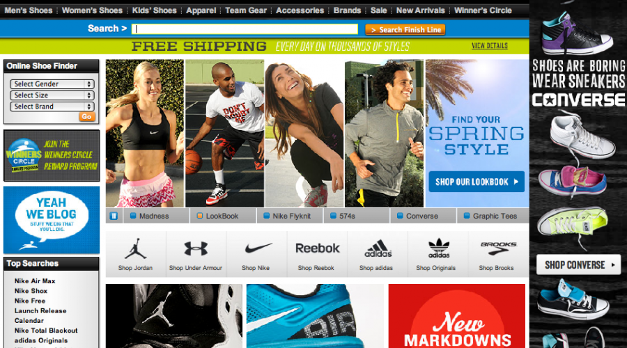 FinishLine: Sports retailer seeks Chief Digital Officer
