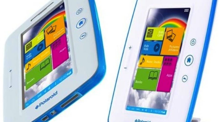 Polaroid Kids Tablet is a hit: Where's the advertising?