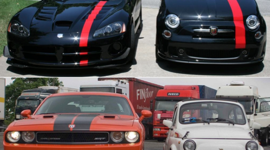 Two Brands to Watch: Fiat & Dodge