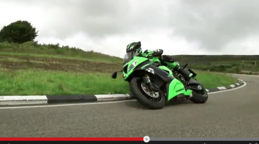 New CMO wheelies into Kawasaki
