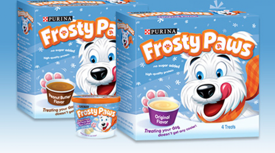 Video Project for Frosty Paws