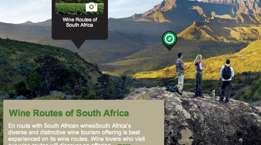 Digital/Social Media in Review at South African Tourism