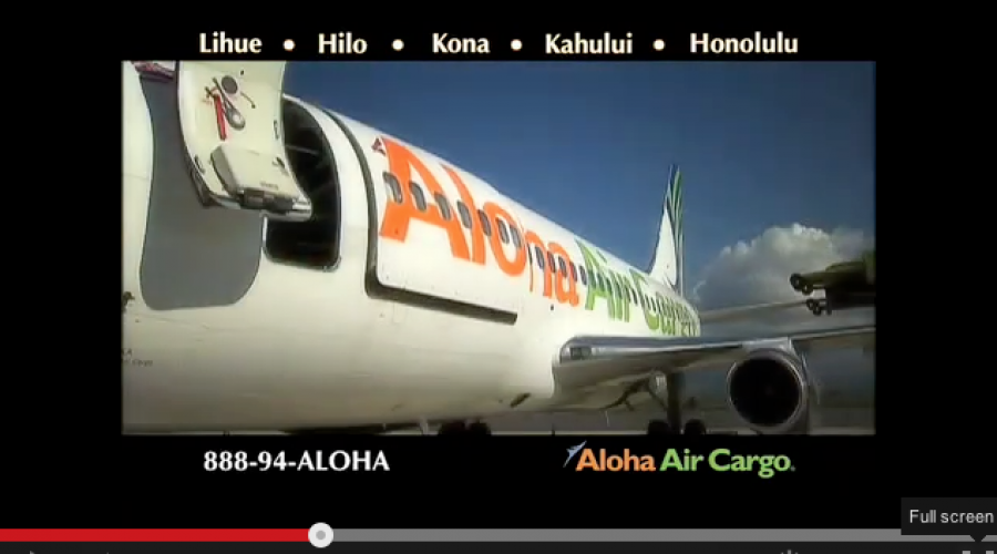 Aloha Air turns 5 and boy, do they need some ad help