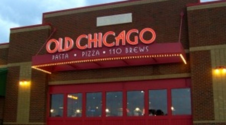 UPDATE: Old Chicago Pizza & Taproom will go into review
