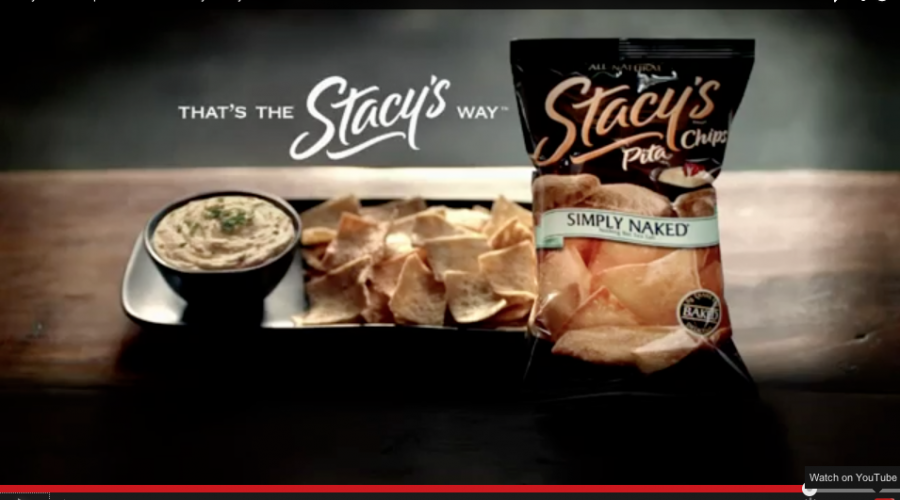 Stacy's snacks cooks up video project