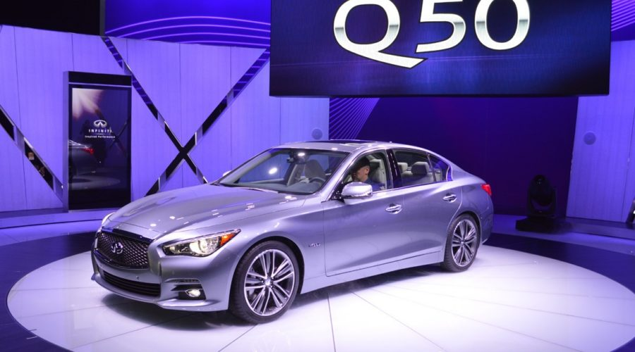 Infiniti has a new VP of Marketing