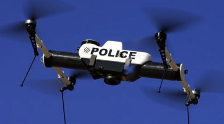 The Battle for the Civilian Market: Drones