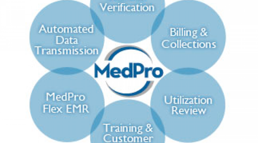 MedPro is looking to collect more with new CMO