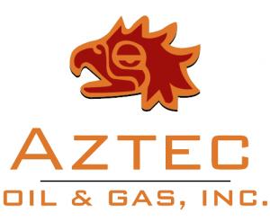 Aztec Oil & Gas logo