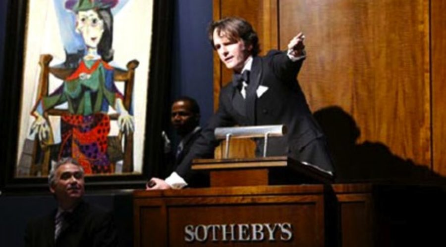 The Winds of Change: Sotheby's