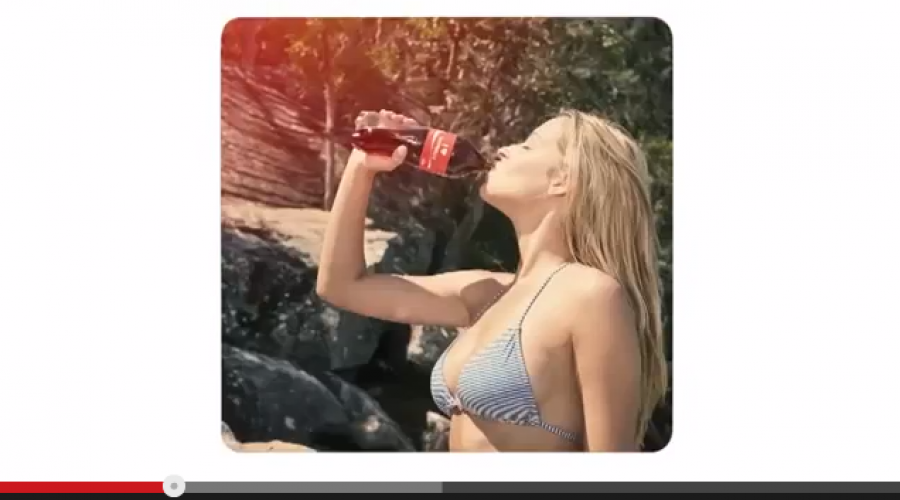 Coca-Cola to review media account