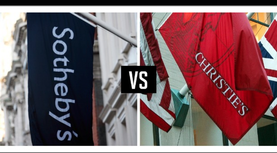 Sotheby's & Christie's hire CMOs
