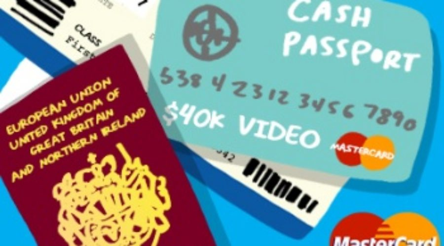 MasterCard's Passport $40K video contest