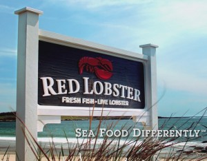 As predicted: Red Lobster creative account in play