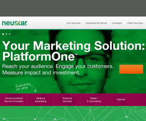 New CMO at Neustar