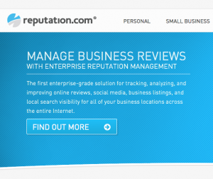 Reputation.com vetting folks for CMO