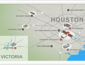 University of Houston seeks multiple agencies