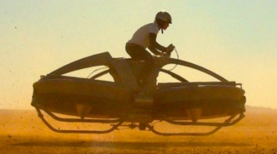 Introducing the Hoverbike