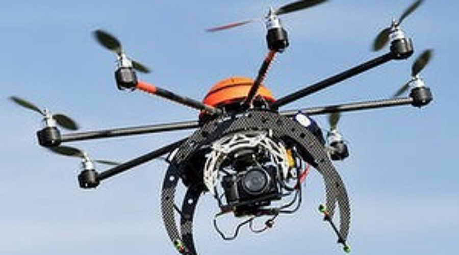 DRONES: Scared Yet?