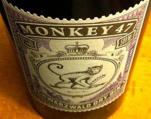 Coming to America: Monkey 47 gin