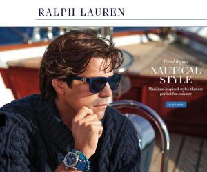 Ralph Lauren lifts Calvin Klein exec