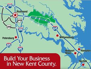 RFP: New Kent, VA EconDev