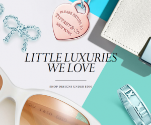 Global Media Review: Tiffany & Co.