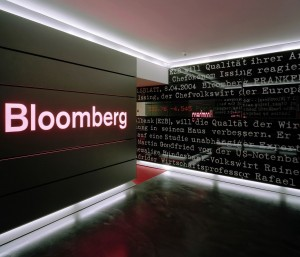 Covering the Globe: Bloomberg's new CMO