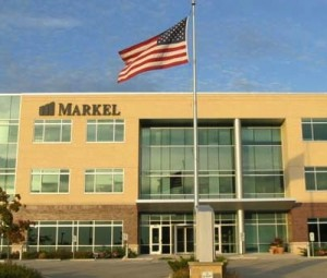 Markel hires 1st CMO