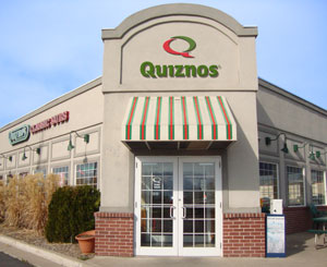 Financially Restructured: Quiznos