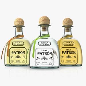 Patrón reviews ad account