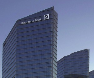 Deutsche Bank is on the hunt for a global creative agency