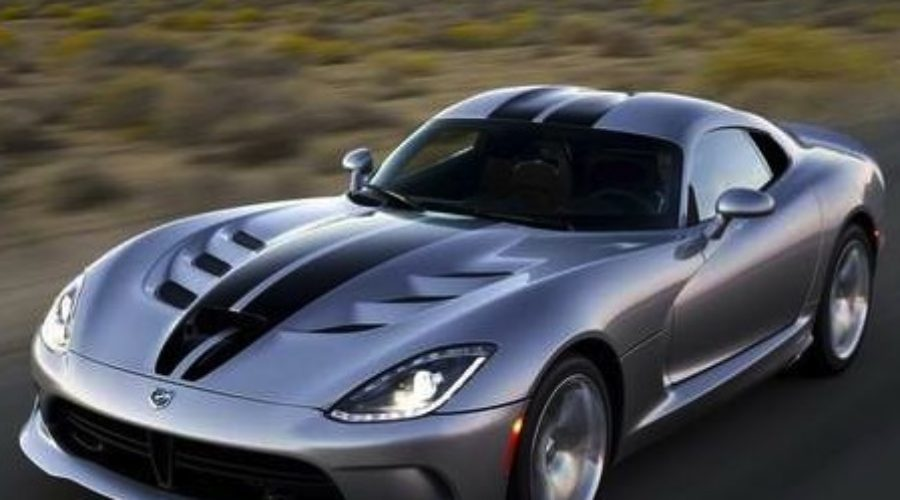 Seems Chrysler is having problems selling Vipers