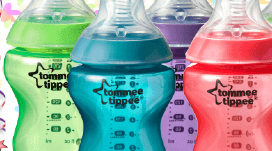 Tommee Tippee in UK & North American review