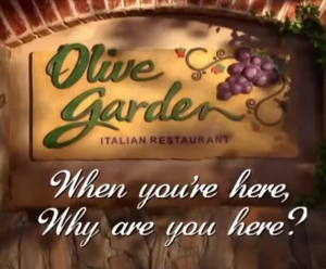 Account Review Prediction: Olive Garden