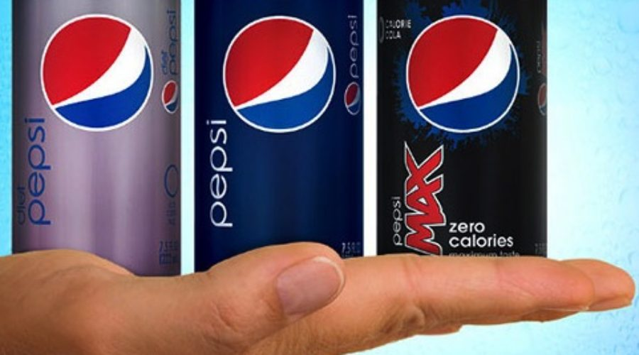 Lots of new product intros in 2015: PepsiCo