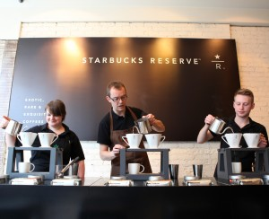 What to pitch next at Starbucks