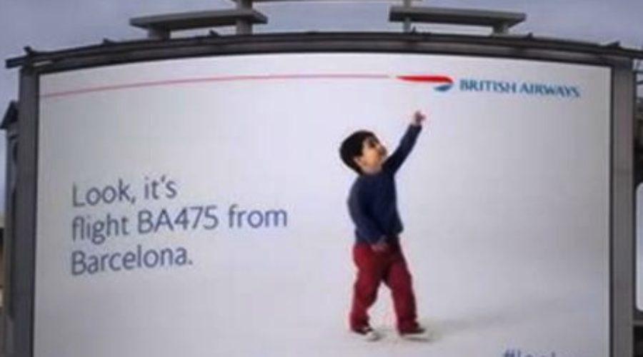 British Airways Calls Global Digital Review