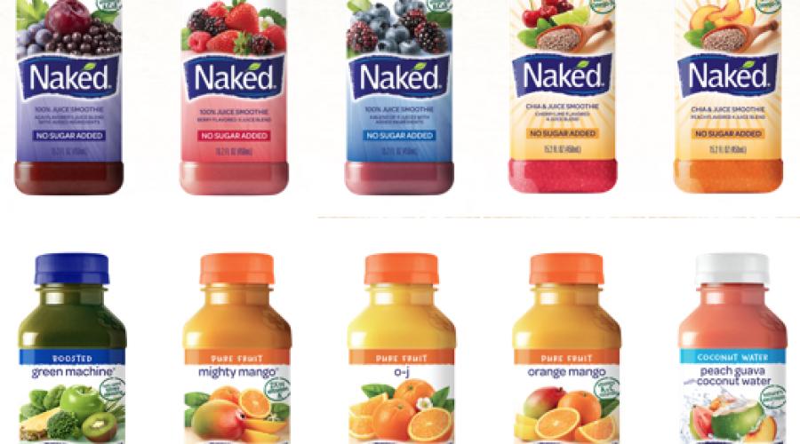 Restrutured Naked beverages is Loose