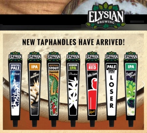 Anheuser-Busch buys Elysian Brewing