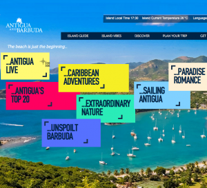 Antigua & Barbuda Names New Tourism Marketing Team