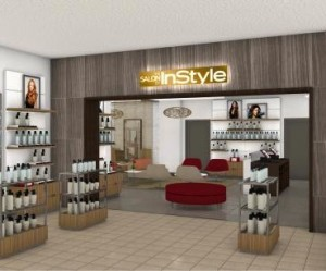 InStyle partners with Penny's for in store salons