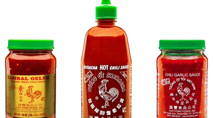 Sriracha sauce leader has to step it up!