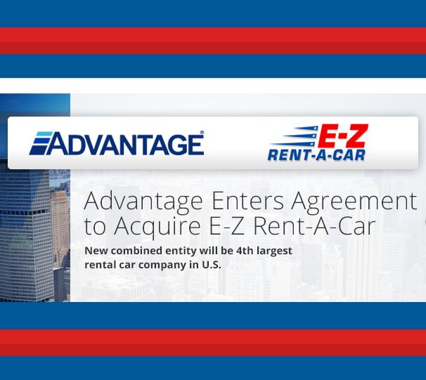 Advantage Rent A Car Buying E-Z Rent-A-Car